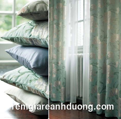 rèm vải, rèm cửa, rèm phòng ngủ, rèm phòng khách