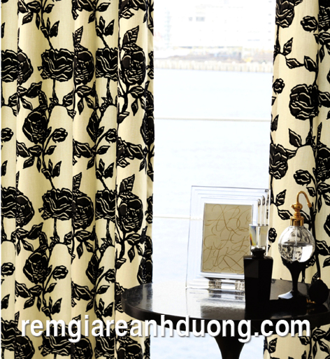 refm vải một màu, rèm vải, vải may rèm một màu, may rèm vải