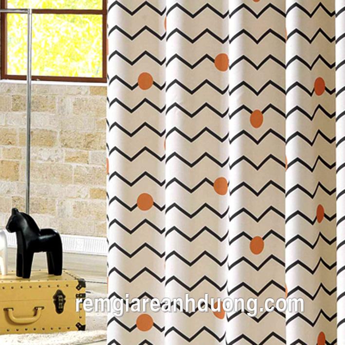 Mẫu rèm vải đẹp Ánh Dương 48