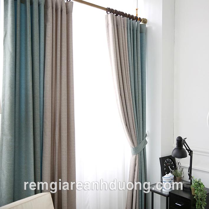 Rèm vải đẹp Ánh Dương 90
