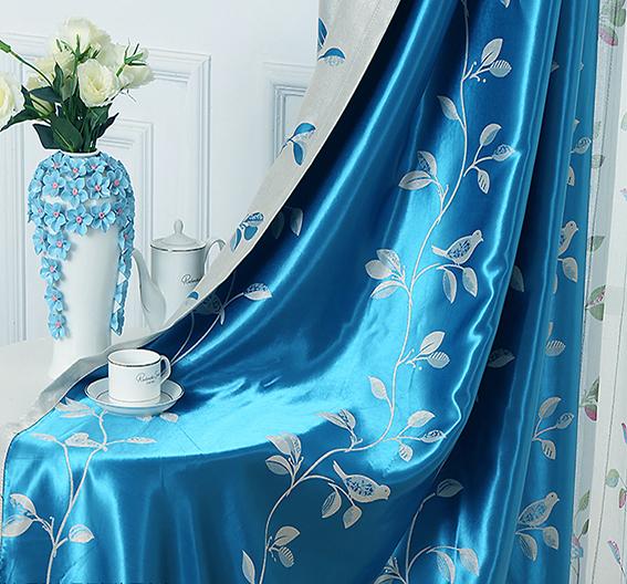 rèm vải hai lớp, rèm vải, rèm vải cao cấp, rèm vải đẹp