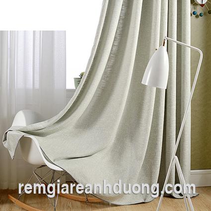 Rèm vải thô, Vải thô may rèm - RAD 05