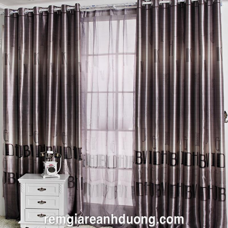 Rèm vải cao cấp 22