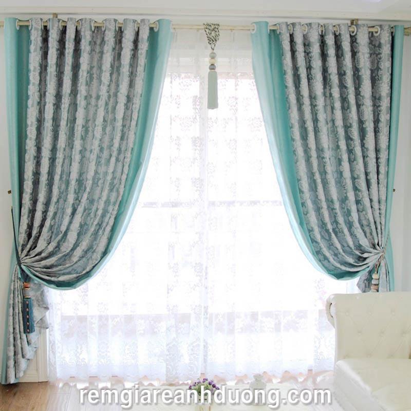Rèm vải cao cấp 34