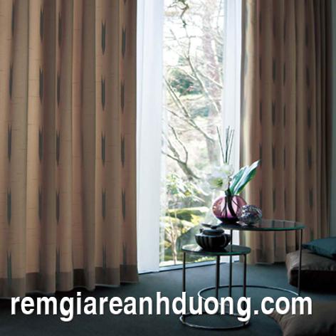 Làm rèm vải cản sáng và chắn nắng cho căn hộ tại khu đô thị Dương Nội - Đẹp - Tốt -  Rẻ