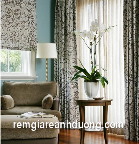 Cách lựa chọn màu sắc cho rèm cửa - sang trọng và tinh tế