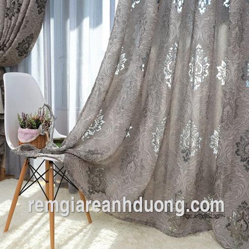 Mẫu rèm vải đẹp mùa Đông 2015 - Phần 1