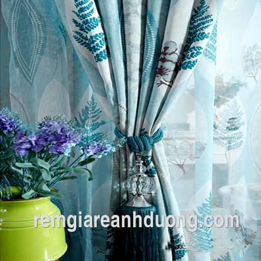 Cùng xem các mẫu rèm vải được ưa chuộng tại rèm giá rẻ Ánh Dương