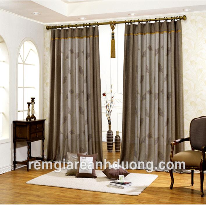Mẫu rèm vải đẹp Ánh Dương 35