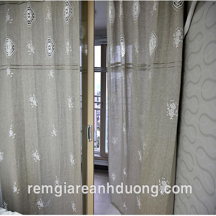 Rèm vải đẹp Ánh Dương 78