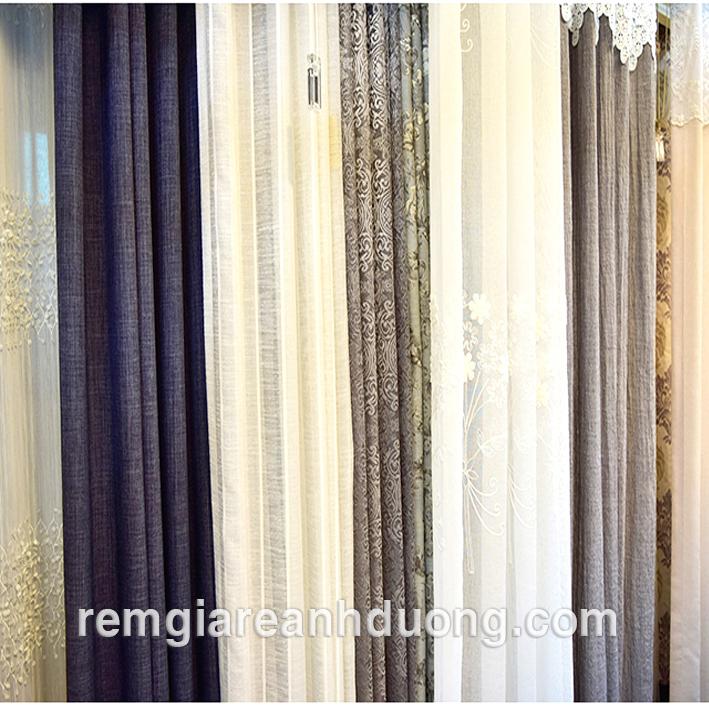 Rèm vải đẹp Ánh Dương 87