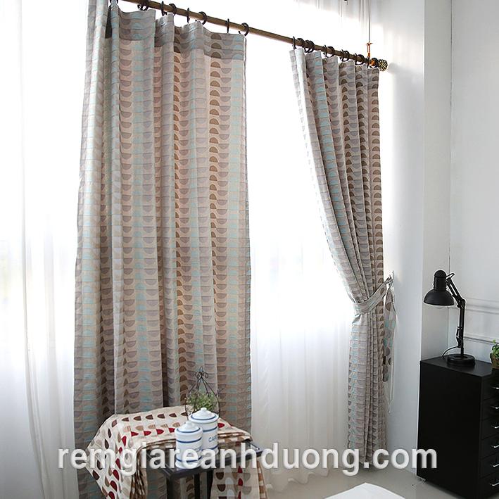 Rèm vải đẹp Ánh Dương 88