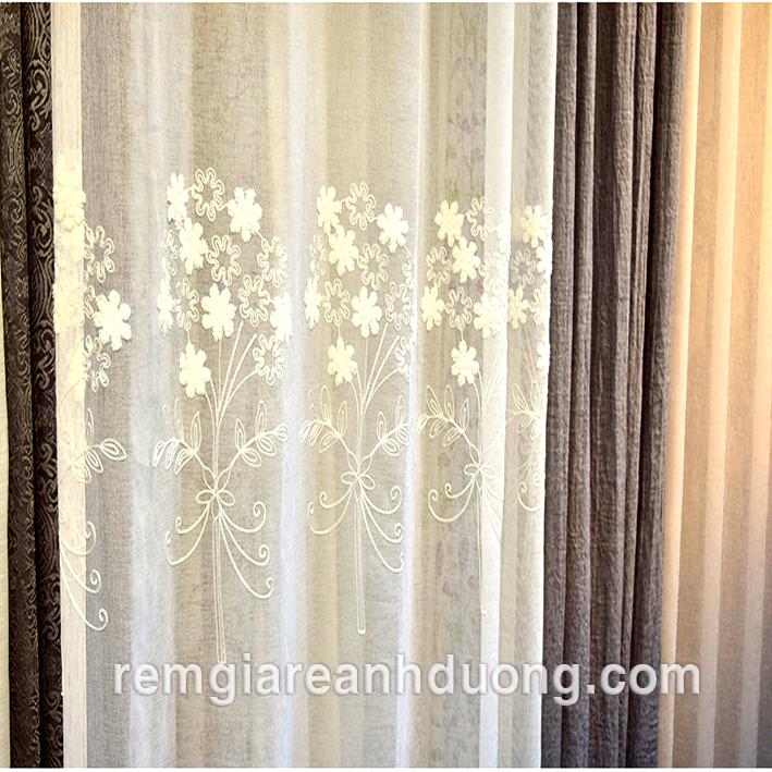 Rèm vải đẹp Ánh Dương 89