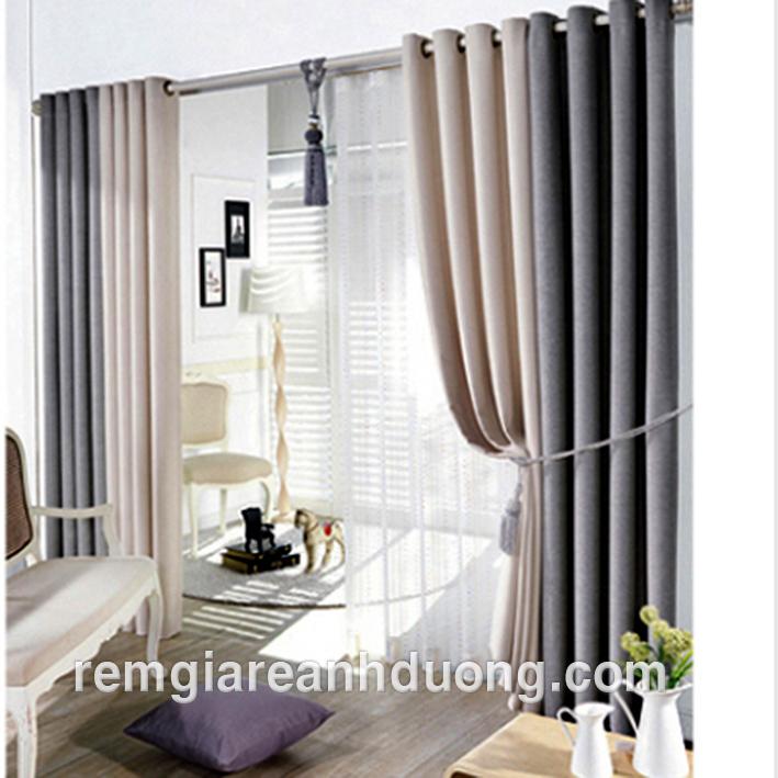 Rèm vải đẹp Ánh Dương 97