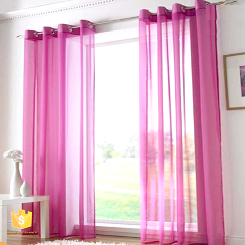 Các mẫu rèm vải màu tím mới mẻ và hấp dẫn