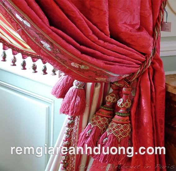 Rèm vải cao cấp 214