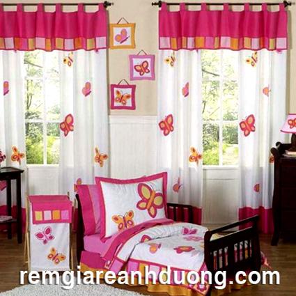Cách chọn rèm cửa sổ đẹp để trang trí phòng cho trẻ em mà các mẹ rỉ tai chia sẻ