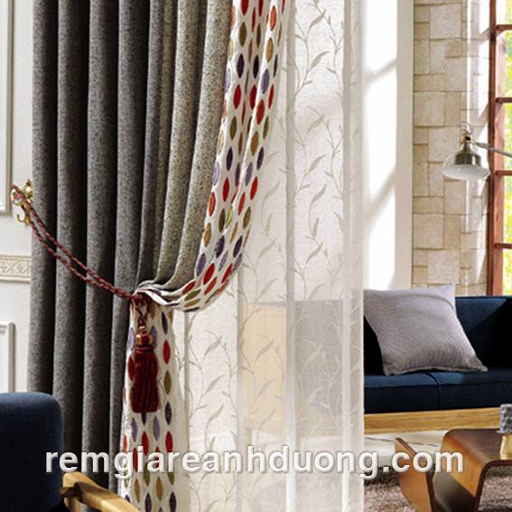 Nét đặc trưng của rèm vải Châu Âu tại Hà Nội 0986878107