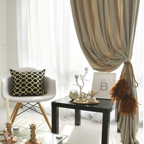 Cách chọn mua rèm cửa sổ cho căn hộ chung cư