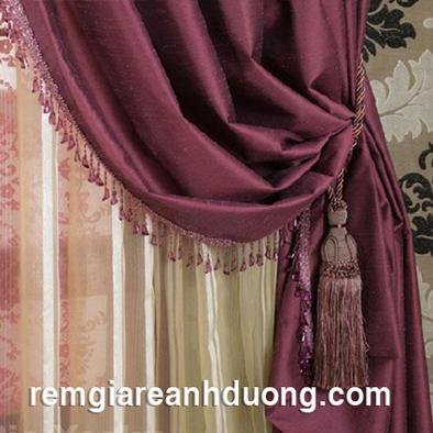 rem-vai-mot-mau-Rèm vải một màu đẹp, rẻ mà sang trọng ở rèm giá rẻ Ánh Dương