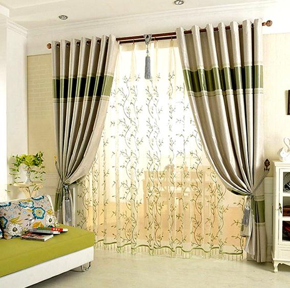 Rèm vải phòng khách, phòng ngủ 114