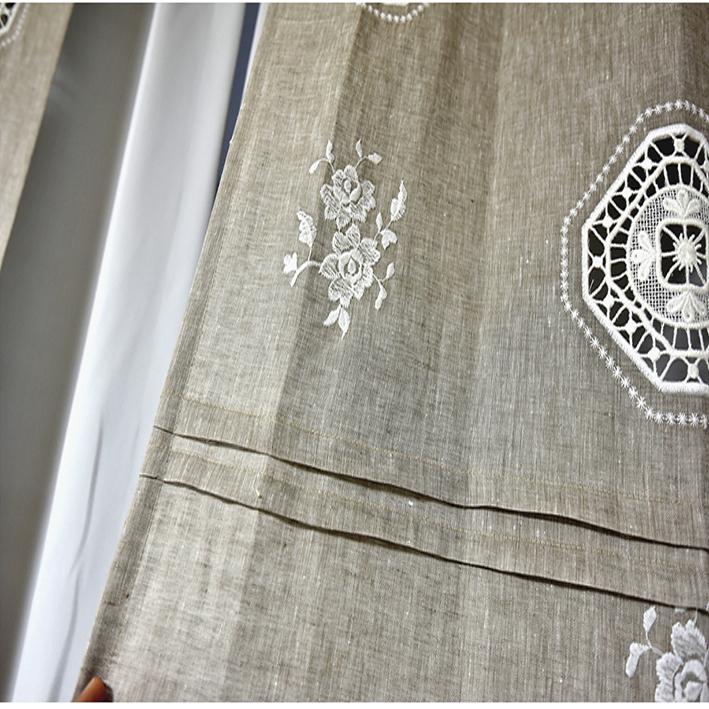 Mẫu rèm vải đẹp Ánh Dương 20