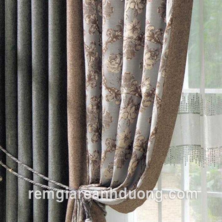 Rèm vải đẹp Ánh Dương 76