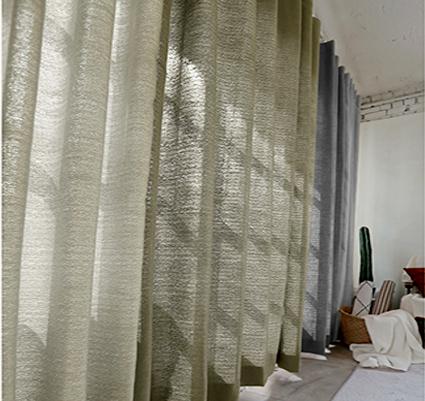 Rèm vải Hàn Quốc 19